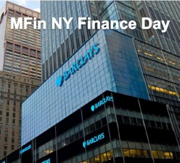 MFin NY Finance Day image