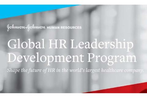 Johnson & Johnson Global HR Leadership Development Program thumbnail image