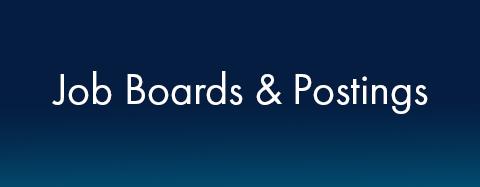 Job Boards & Postings