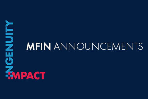 mfin announcements